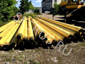 Поставка-труб-219-в-ППМ-изоляции-для-строительства-тепломагистрали